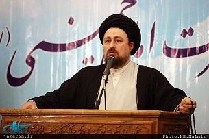 سخنان سید حسن خمینی در باره علت طغیان انسانها