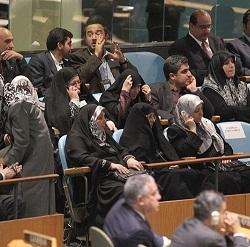 گزارش رسمی مجلس از سفر فامیلی احمدی نژاد به نیویورک با پول بیت المال