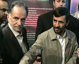 شخم زدن وزارت نفت در زمان احمدی نژاد