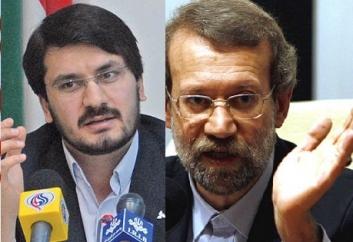 جناب لاریجانی! از شرافت مجلس دفاع کنید + سند