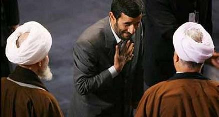 شاهکار هاشمی شناختن احمدی نژاد بود